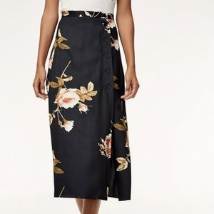 Aritzia Wilfred Fournier Midi Skirt